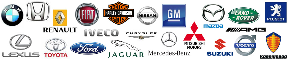 Automotive-Manufacturers