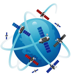 GPS-satellites