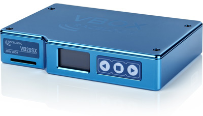 VBOX IISX 20Hz data logger